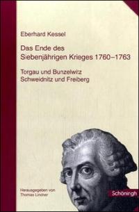Das Ende des Siebenjährigen Krieges 1760 bis 1763