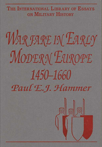 Warfare in Early Modern Europe 1450-1660
