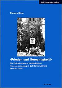 """""""Frieden und Gerechtigkeit"""""""