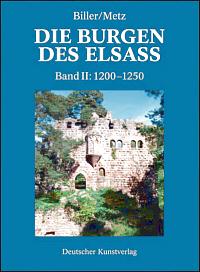 Der spätromanische Burgenbau im Elsaß (1200-1250)