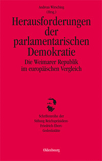 Herausforderungen der parlamentarischen Demokratie