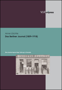 Das Berliner Journal 1859-1918