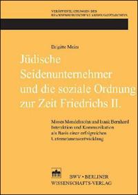 Jüdische Seidenunternehmer und die soziale Ordnung zur Zeit Friedrichs II.