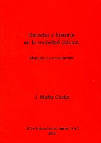 Derecho e historia en la sociedad clásica