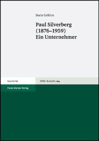 Paul Silverberg (1876-1959)