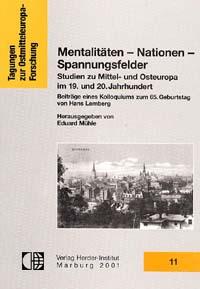 Mentalitäten - Nationen - Spannungsfelder