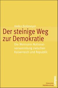 Der steinige Weg zur Demokratie