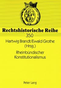 Rheinbündischer Konstitutionalismus
