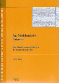 Das frühislamische Patronat