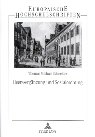 Heeresergänzung und Sozialordnung