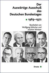 Der Auswärtige Ausschuß des Deutschen Bundestages