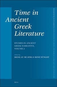 Time in Ancient Greek Literature