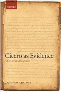 Cicero as Evidence