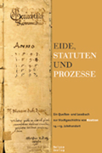 Eide, Statuten und Prozesse