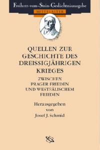 Quellen zur Geschichte des Dreißigjährigen Krieges