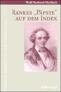 "Rankes ""Päpste"" auf dem Index"