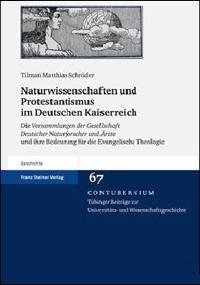 Naturwissenschaften und Protestantismus im Deutschen Kaiserreich