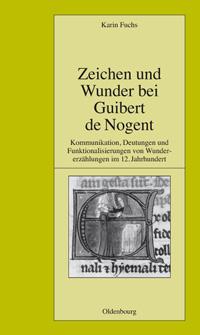 Zeichen und Wunder bei Guibert de Nogent