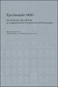 Epochenjahr 1806?