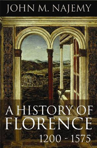 A History of Florence, 1200-1575