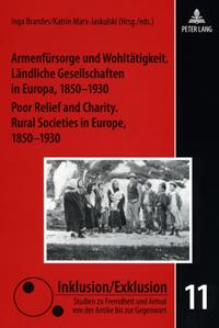 Armenfürsorge und Wohltätigkeit - Poor Relief and Charity
