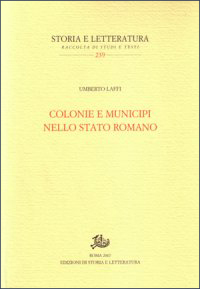 Colonie e Municipi nello stato Romano