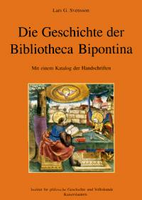 Die Geschichte der Bibliotheca Bipontina