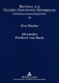Alexander Freiherr von Bach