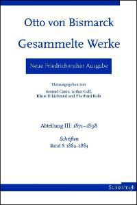 Schriften 1882-1883