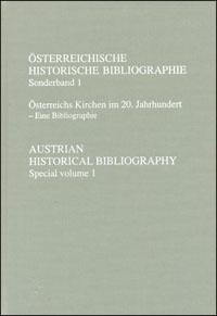 Österreichs Kirchen im 20. Jahrhundert