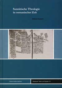 Sunnitische Theologie in osmanischer Zeit