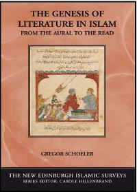 The Genesis of Literatur in Islam