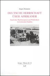 Deutsche Herrschaft über Afrikaner