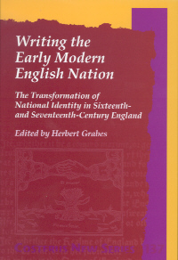 Writing the early modern English nation