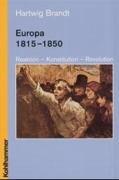 Europa 1815-1850