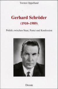Gerhard Schröder (1910-1989)