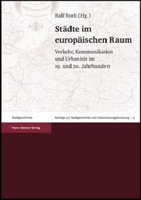 Städte im europäischen Raum