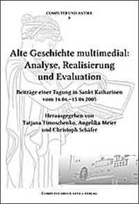 Alte Geschichte multimedial: Analyse, Realisierung und Evaluation