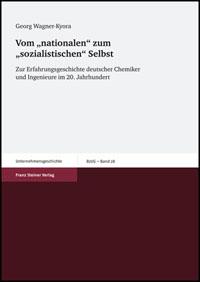 """Vom """"nationalen"""" zum """"sozialistischen"""" Selbst"""