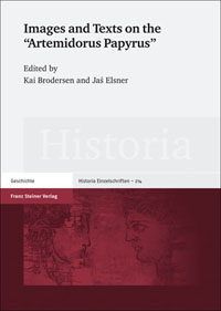 "Images and Texts on the ""Artemidorus Papyrus"""