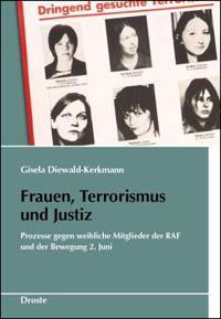 Frauen, Terrorismus und Justiz