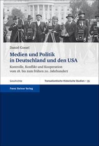 Medien und Politik in Deutschland und den USA