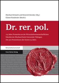 Dr. rer. pol.