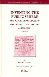 Inventing the Public Sphere