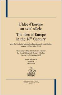 L'Idée d'Europe au XVIIIe siècle
