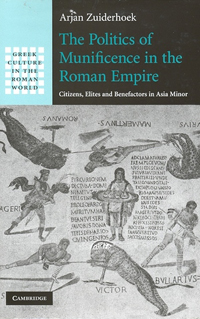 The Politics of Munificence in the Roman Empire