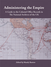 Administering the Empire, 1801-1968