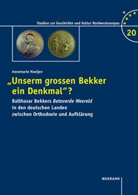 """""""Unserm grossen Bekker ein Denkmal""""?"""