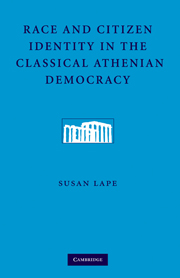 Race and Citizen Identity in Classical Athenian Democracy