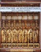 Deutsche Schnitzretabel des 14. Jahrhunderts